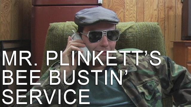 Mr. Plinkett's Bee Bustin' Service