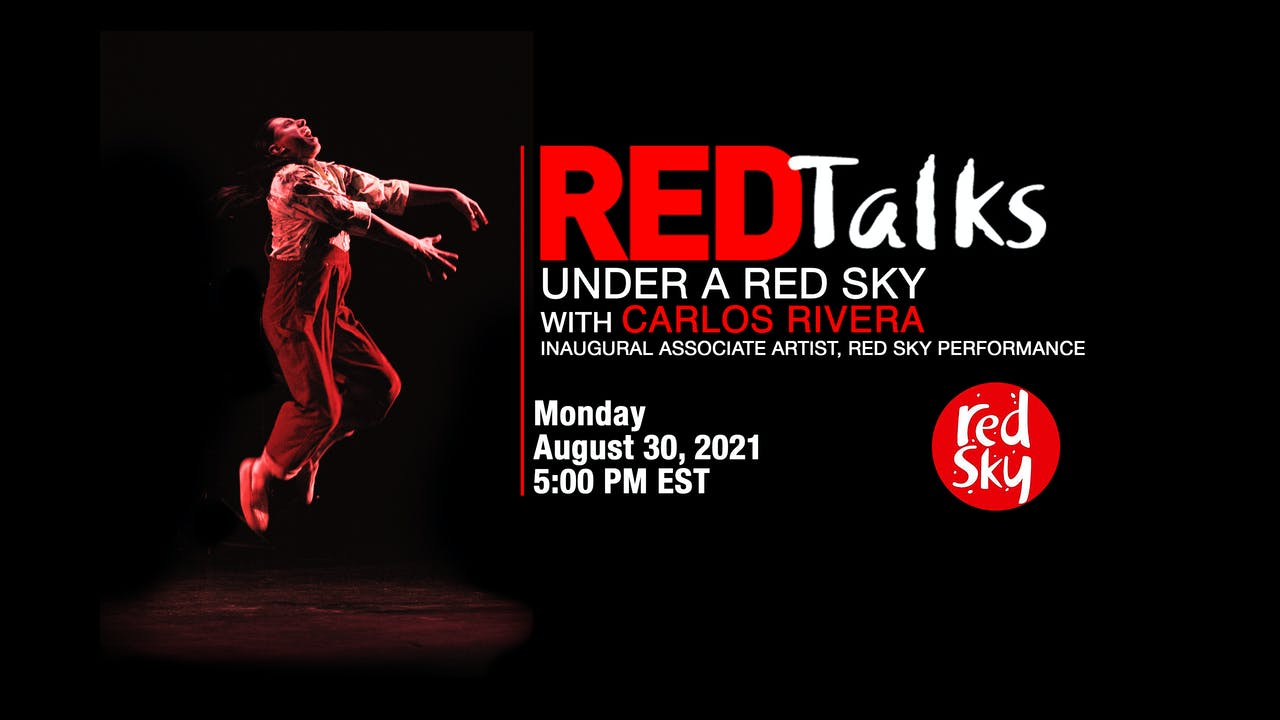 REDTalks: Under a Red Sky with Carlos Rivera