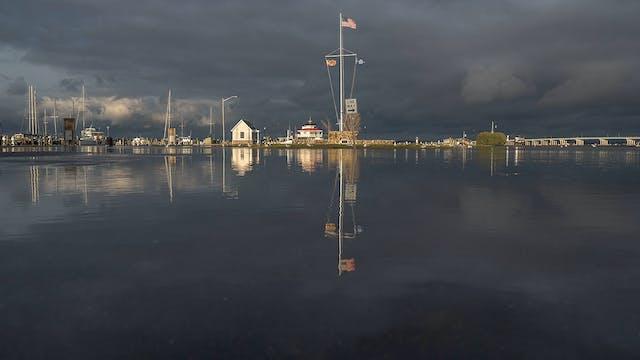 Hight Tide in Dorchester
