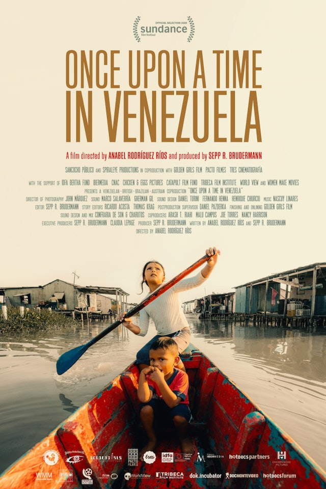Once Upon a Time in Venezuela Trailer