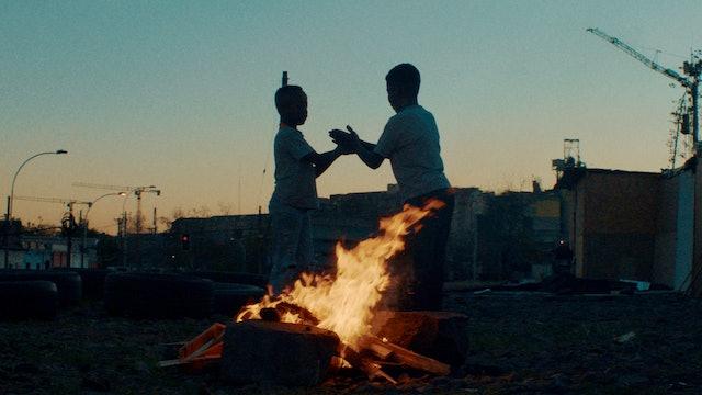 La Toma (The Squat) Trailer
