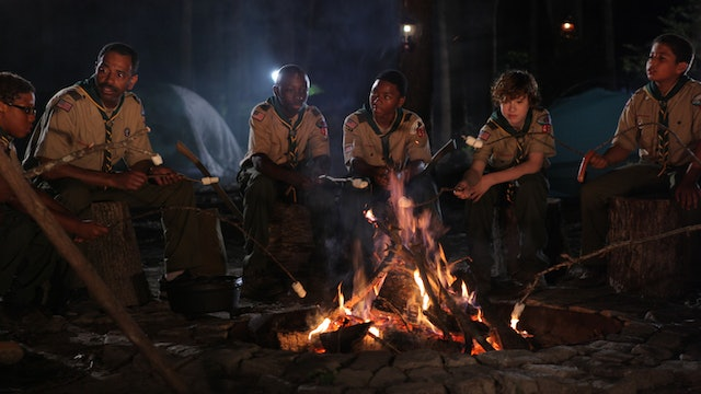 Troop 491: The Adventures of the Muddy Lions