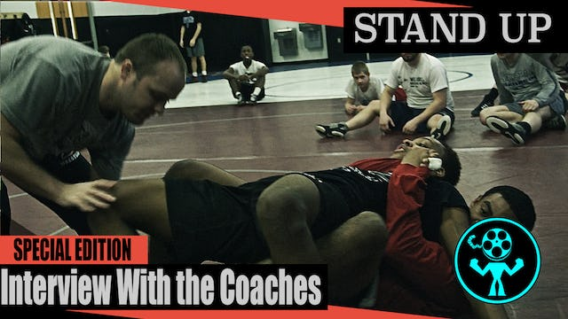 Special Edition - Interview with the Coaches