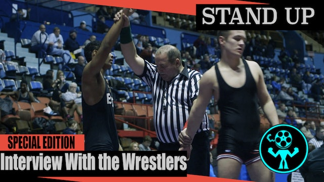 Special Edition - Interview with the Wrestlers