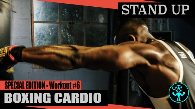 Special Edition - Boxing Cardio - Workout #6