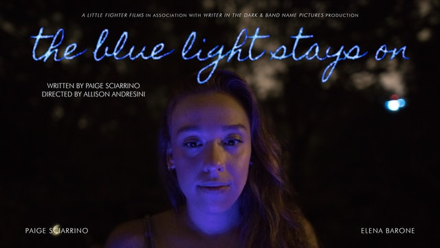 The Blue Light Stays On - Trailer