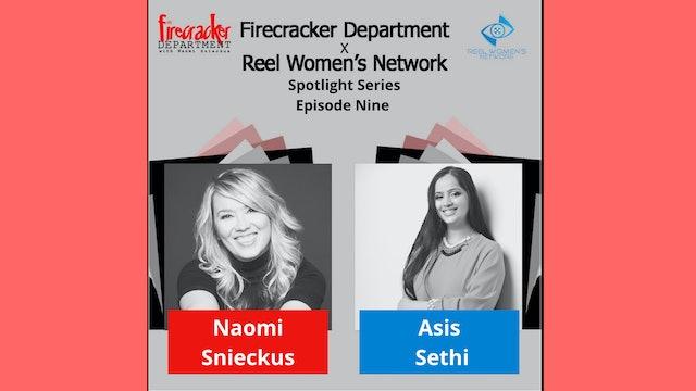 Firecracker Dept Podcast / Asis Sethi