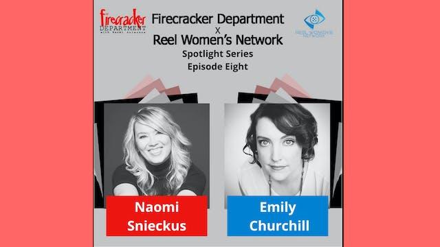 Firecracker Dept Podcast / Emily Chur...