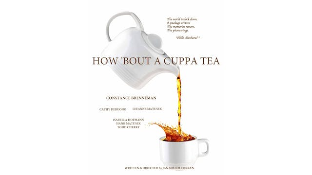 How 'Bout A Cuppa Tea Trailer
