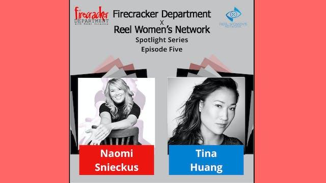 Firecracker  Dept  Podcat / Tina Huang