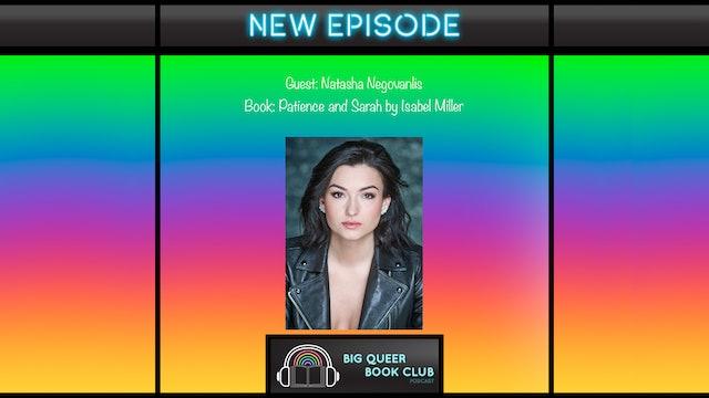 Big Queer Book Club Podcast - Natasha Negovanlis