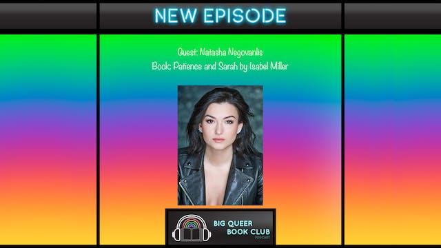 Big Queer Book Club Podcast - Natasha...