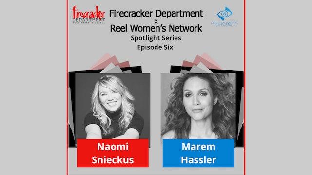 Firecracker Dept. Podcast /  Marem Hassler