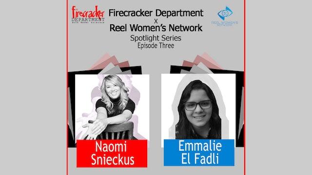 Firecracker Dept Podcast /  Emmalie-el-Fadli