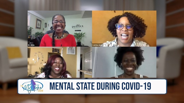 The My Take Show S3 E6 - Mental State During COVID-19