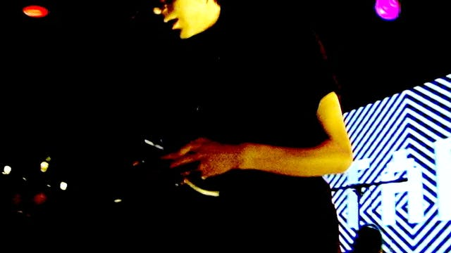 Starscream @ Blip 2008