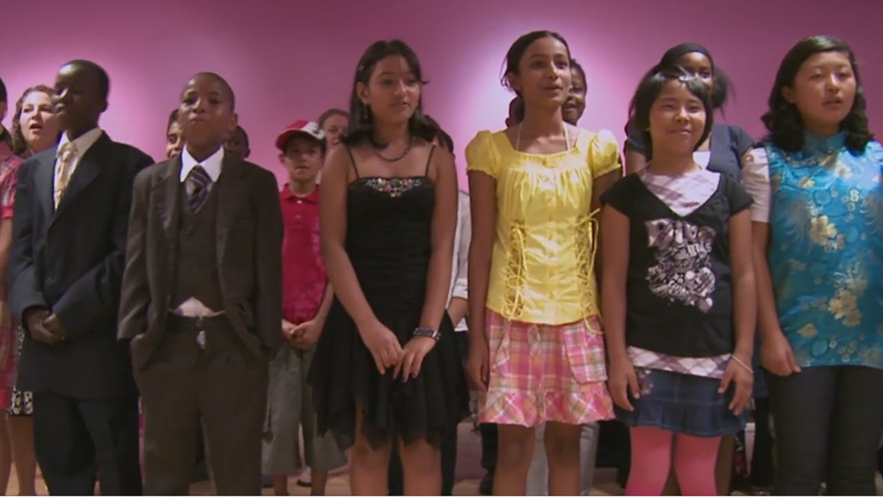 REFUGEE KIDS: ONE SMALL SCHOOL TAKES ON THE WORLD