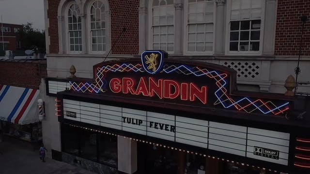 The Historic Grandin Theatre