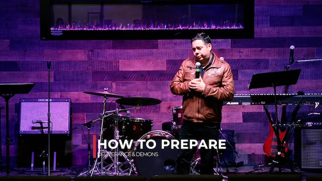 03. How To prepare for a deliverance