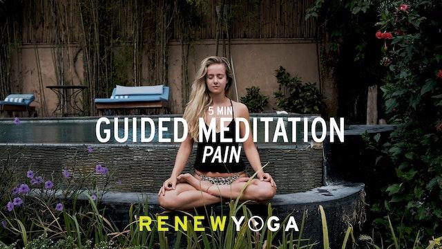 Pain - Meditation