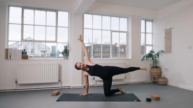 Beginner course 05 - Balance