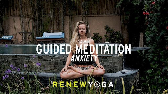 Anxiety - Meditation