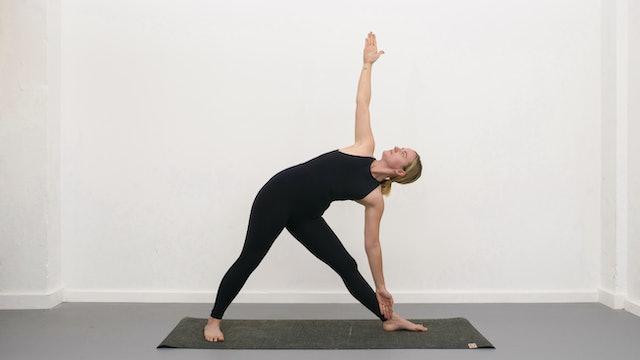 Triangle - Yogipedia