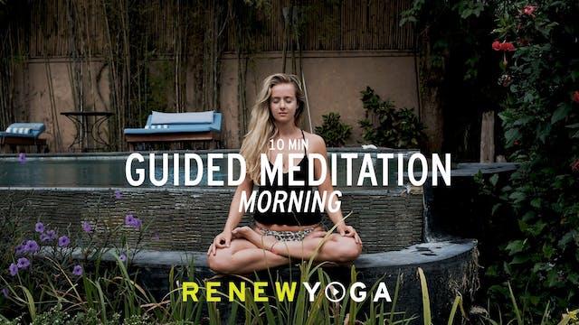 Morning - Meditation
