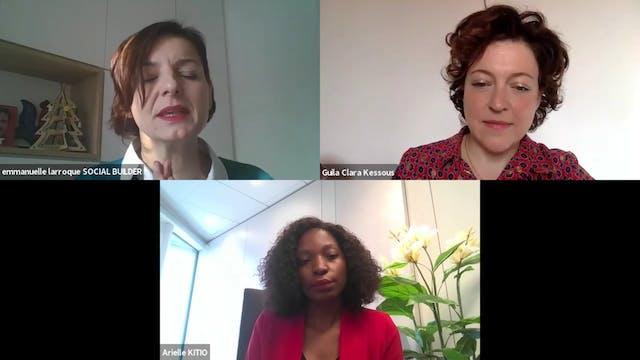 Leadership au féminin et digital