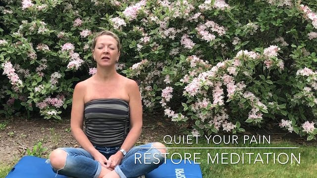 Quiet Your Pain with Mindfulness