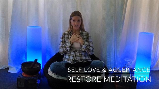 Self Love & Acceptance