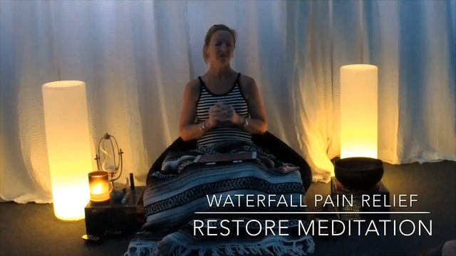 Waterfall Pain Relief