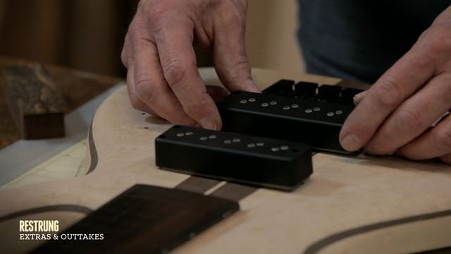 How to Build... - Step #12 - Pickups, Bridge and Tuners
