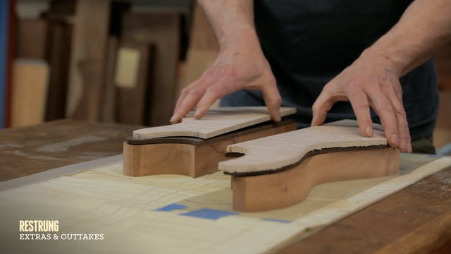 How to Build... - Step #9 - Planning the Body Wings