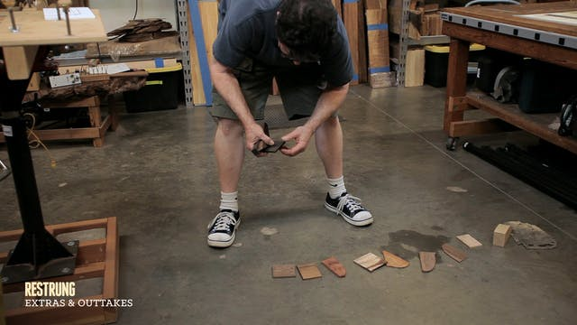 How to Build... - Step #10 - Tonewood Explained