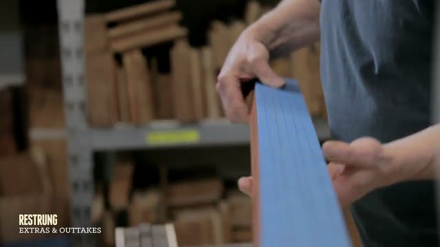 How to Build... - Step #2 - The Neck