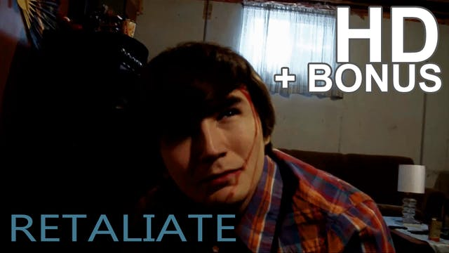 Retaliate (HD) + Features