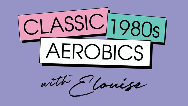 Thursday sweat 02/09/21 with Elouise