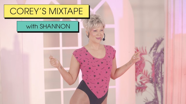 Corey's mixtape with Shannon
