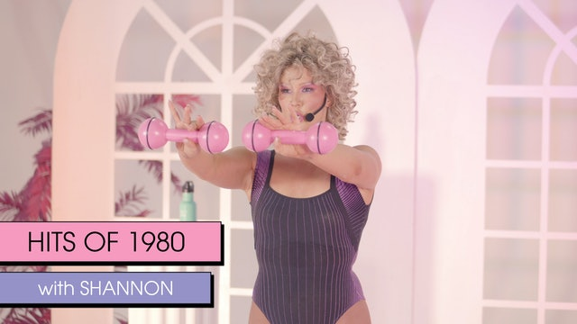 Hits of 1980 with Shannon