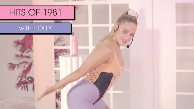 Hits of 1981 with Holly