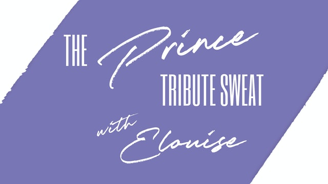 THURSDAY 10/06/21 PRINCE TRIBUTE WITH ELOUISE