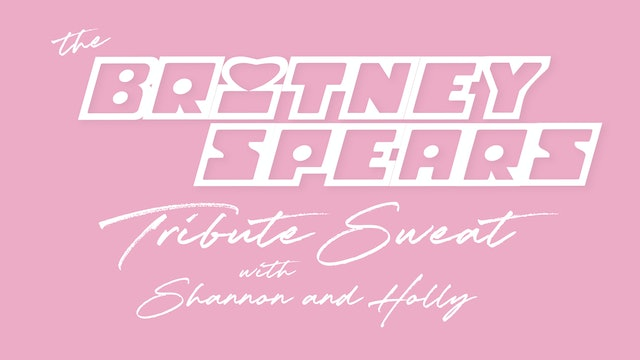 STRONGER: A Britney Spears tribute with Shannon & Holly