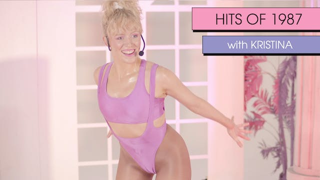 Hits of 1987 with Kristina