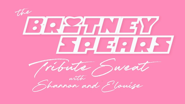 STRONGER: A Britney Spears Tribute with Shannon and Elouise