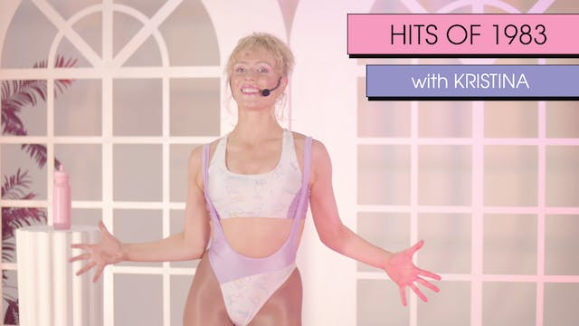 Hits of 1983 with Kristina