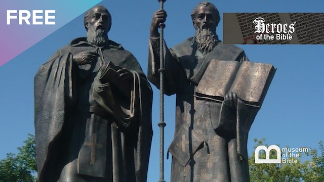 Slavic Bible Missionary Brothers | Heroes of the Bible