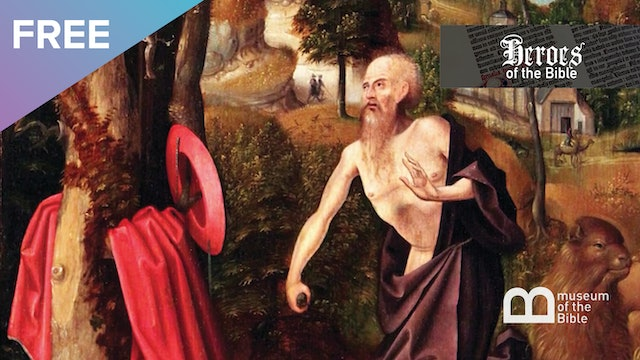 St. Jerome - The Vulgate | Heroes of the Bible