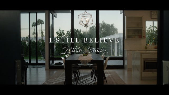 SERIES TEASER | I Still Believe