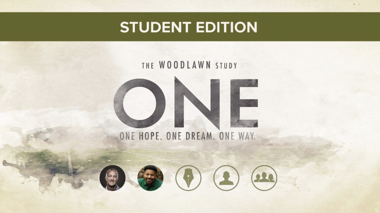 ONE: Student WOODLAWN series